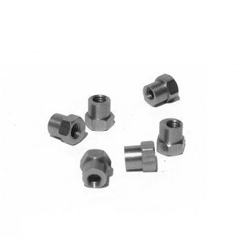 XZ Laser Cut Steel Gantry V2 | Sienci Labs