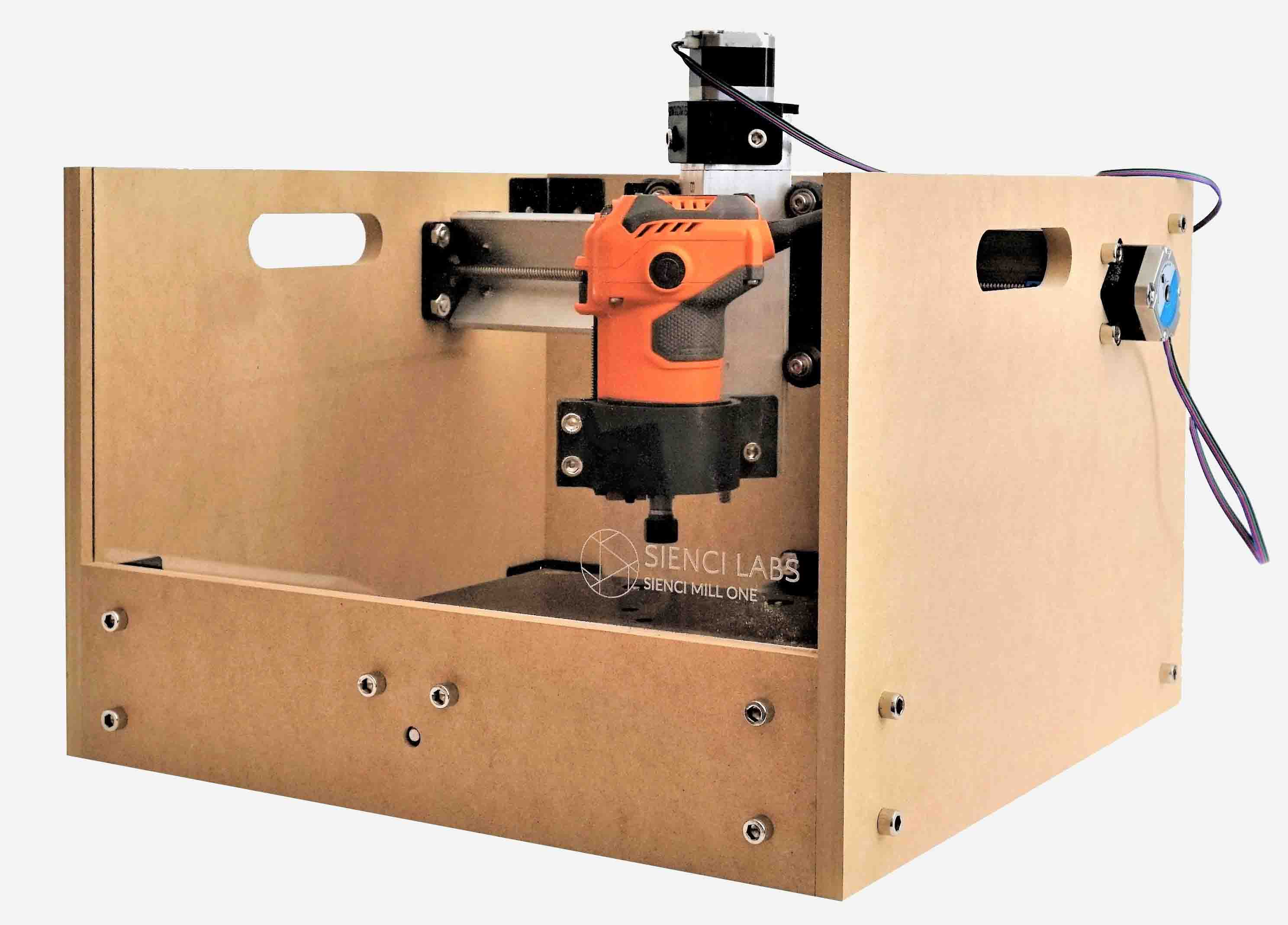 Sienci Labs - Simple and Affordable Desktop CNC Milling